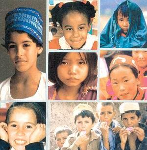Azeri Turkish, My Mother's Language   چشم انداز Cheshmandaz org