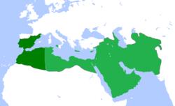 حیطه حکمرانی خلفای عباسی