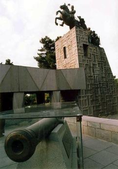 مقبره نادر شاه افشار در مشهد