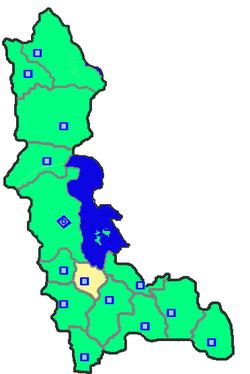 آذربایجان غربی و شهرستان نقده