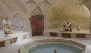 نمونه یک حمام خزینه
