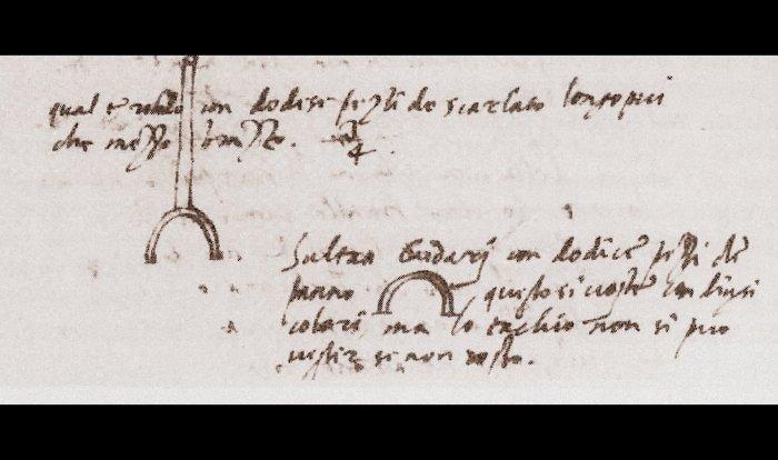 طرحی از تاج و کلاه سلطان حیدری با شرحی از ممبره