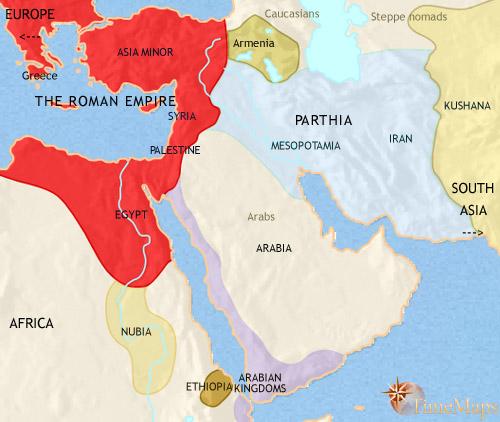 سال 200 بعد از میلاد