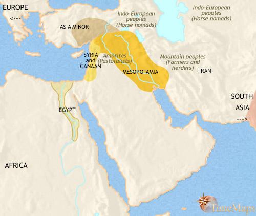 سال 2500 قبل از میلاد