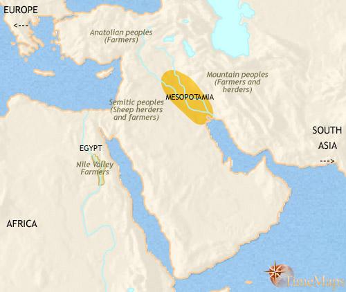 سال 3500 قبل از میلاد