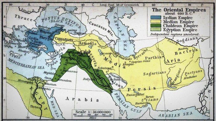 سال 600 قبل از میلاد، 2614 سال پیش