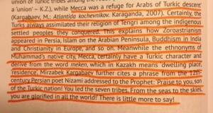 ذاکریاتوف: افسانه ترکی چنگیز خان، ص 44: