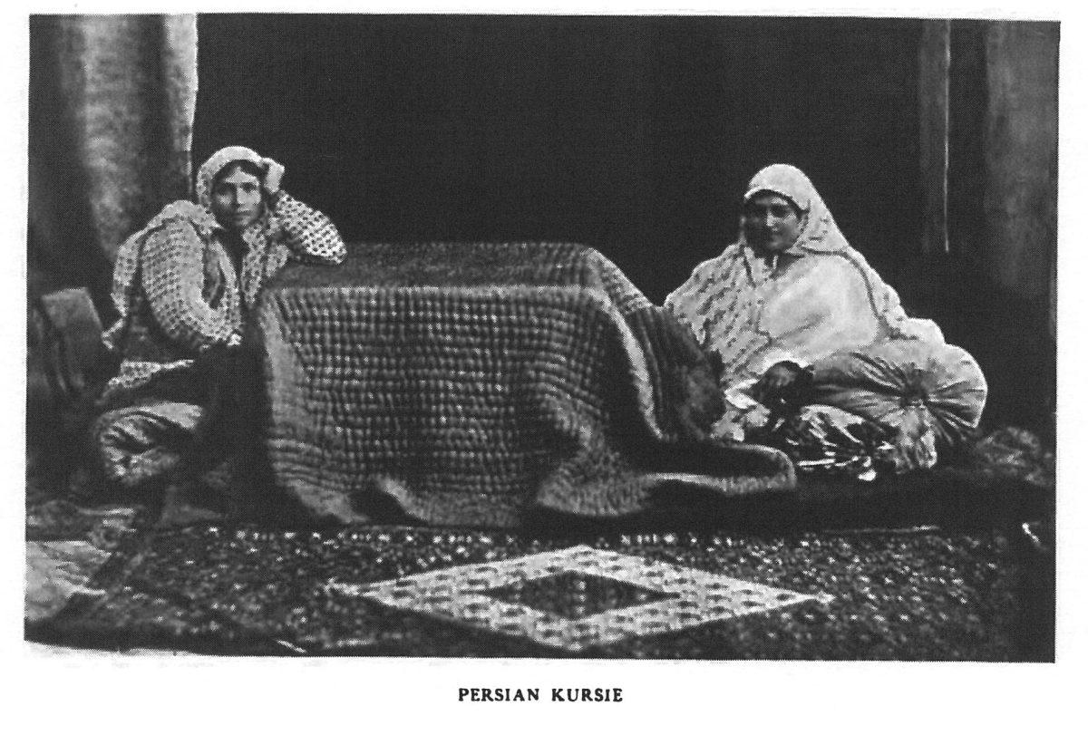 صد سال پیش در چهاردیواری ایرانیان