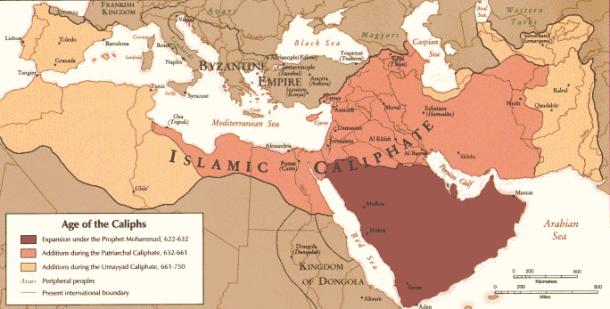 دوران خلافت اسلامی