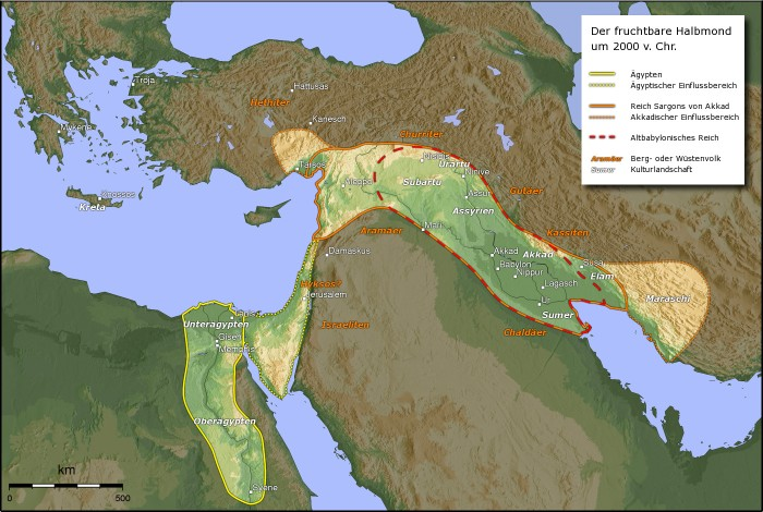 شرق باستان