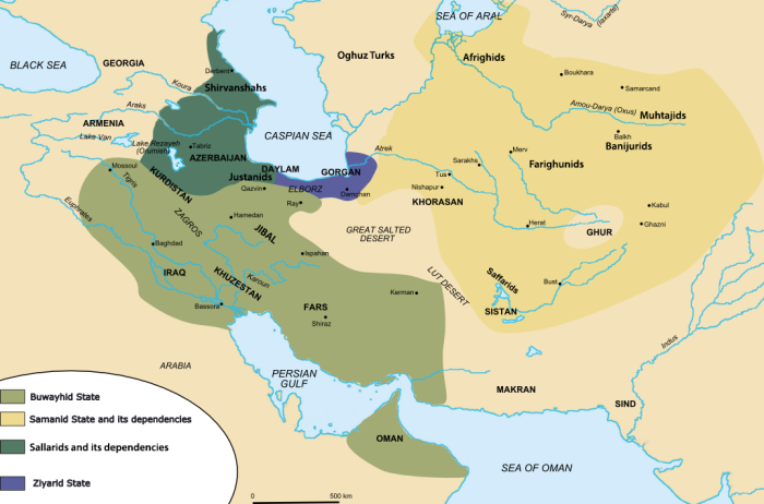 ایران حدودا 400 سال بعد از اسلام