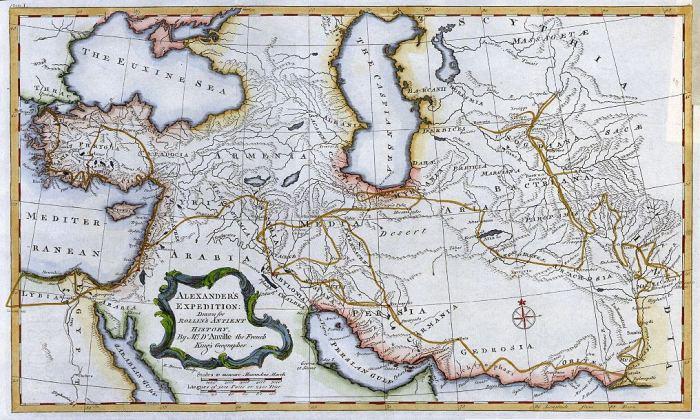 تسخیرات اسکندر