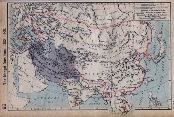 مغول و تیموریان