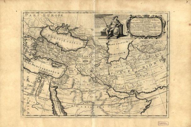 ایران سال 1721، اواخر صفوی