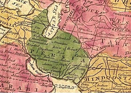 ایران در سال 1808، اوایل جنگ با روسیه