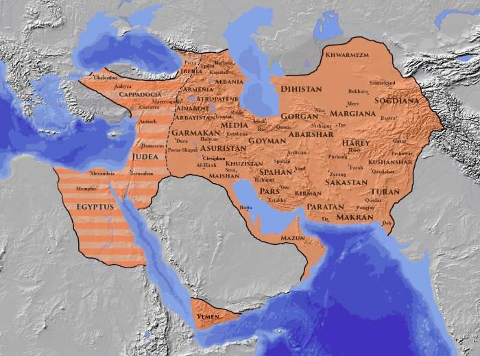 امپراتوری ساسانی