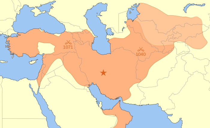 امپراتوری سلجوقی