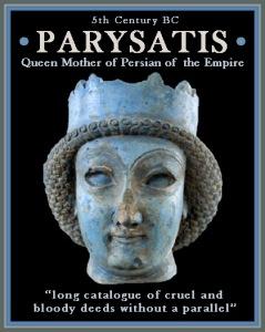 مجسمه پریسا، مادر اردشیر و «ملکه مادر» یک دوره از امپراتوری هخامنشی ایران
