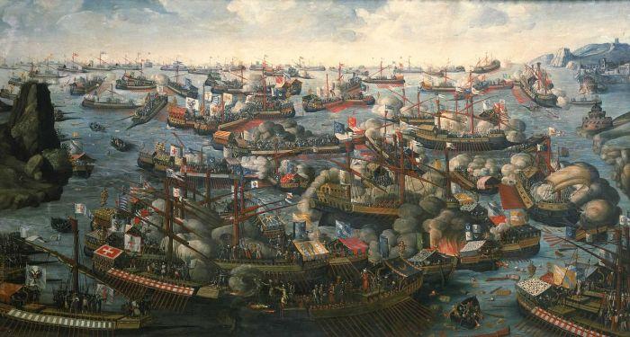 نبرد لپانتو 1571، موزه سلطنتی گرینویچ